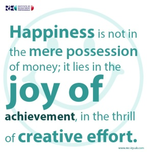 happiness-is-not-in-the-mere...irpquote