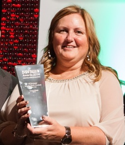 Yvonne Skingle IRP Award Winner Best Executive Search Consultant