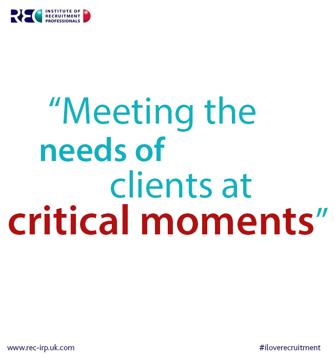 recruitment meeting client needs