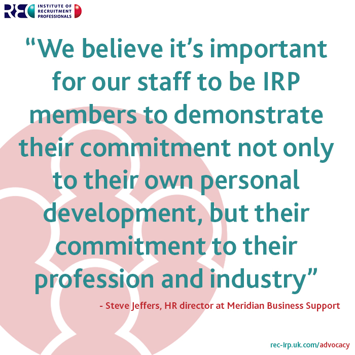 IRP Advocacy quote 4 Meridian