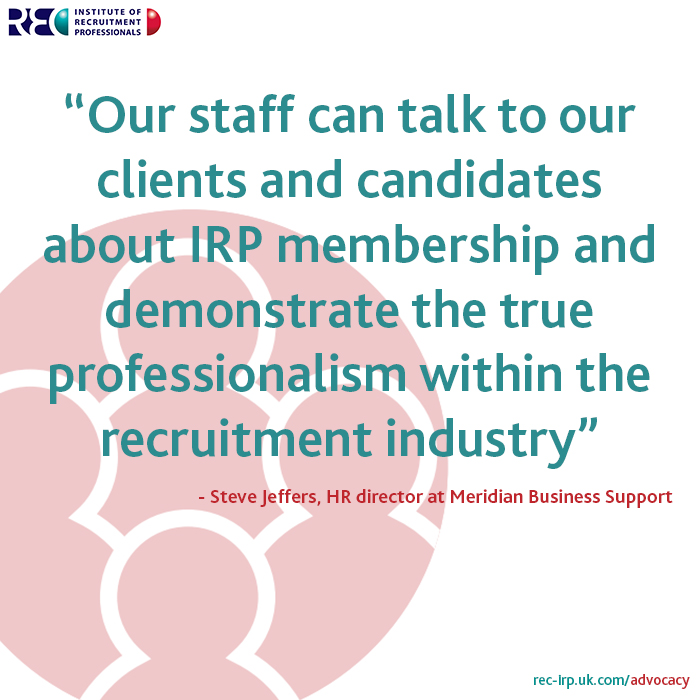 IRP Advocacy quote 6 Meridian
