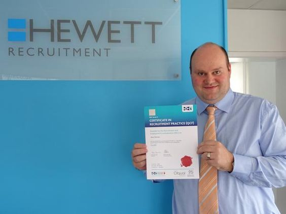 Brian Hewett Recruitment