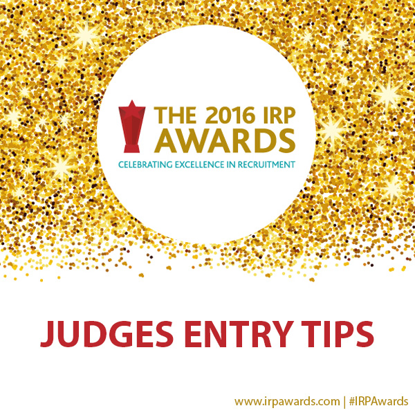 IRP Awards judges entry tips