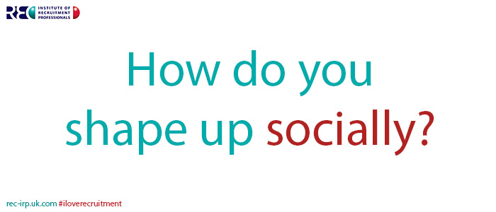 How do you shape up socially?