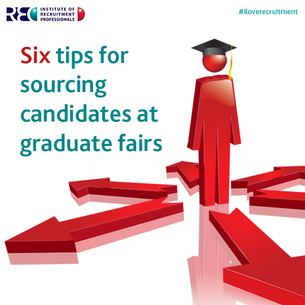 Sourcing candidates grad fairs image