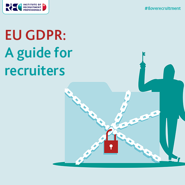 GDPR guide for recruiters