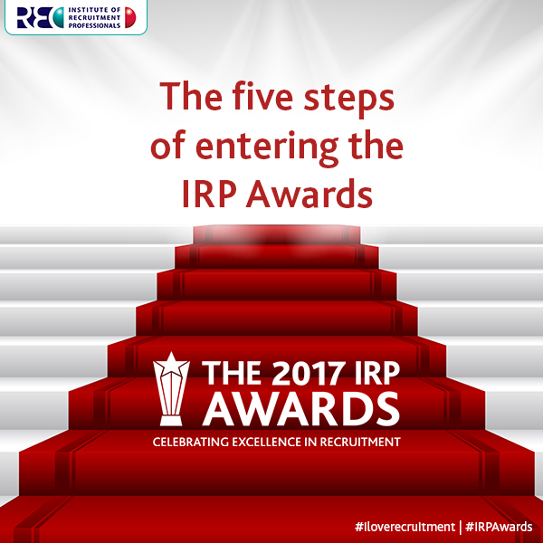 IRP Awards 5 steps for entering